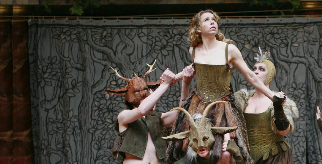 Shakespeare: 'A Midsummer Night's Dream' In Budapest Remote Cinema, 3 January