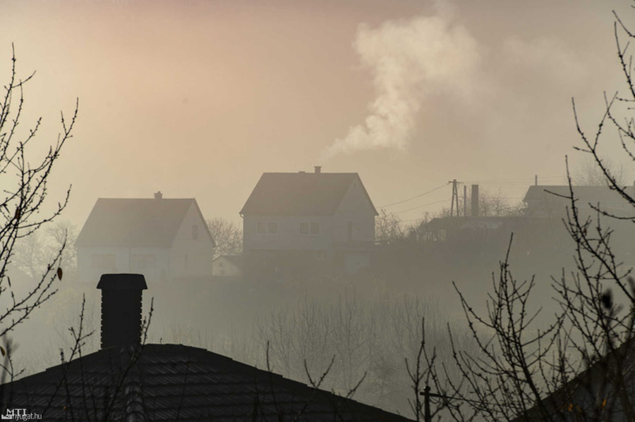 Air Quality In Many Hungarian Cities Worsens