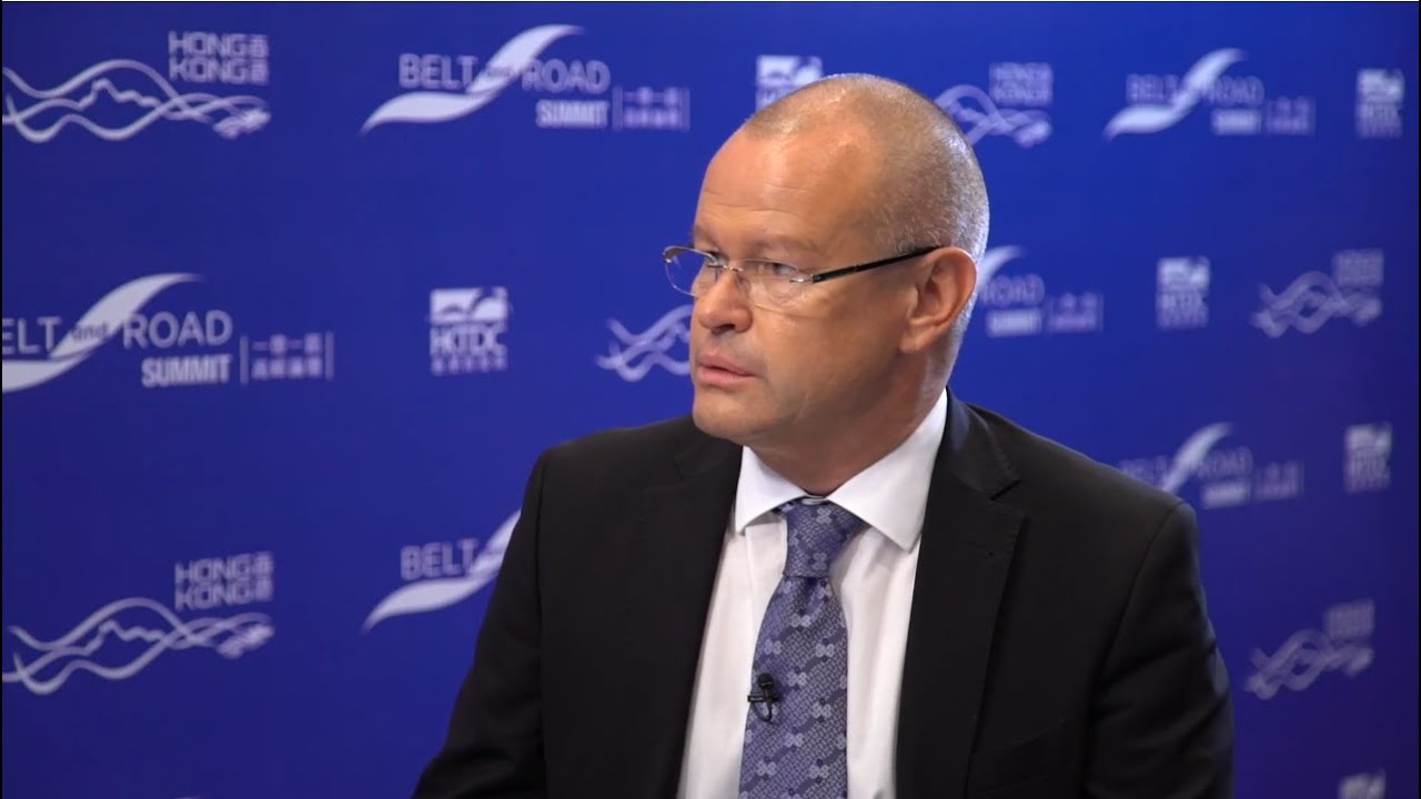 Video: Hungary's Strategy On Belt & Road Summit 2019