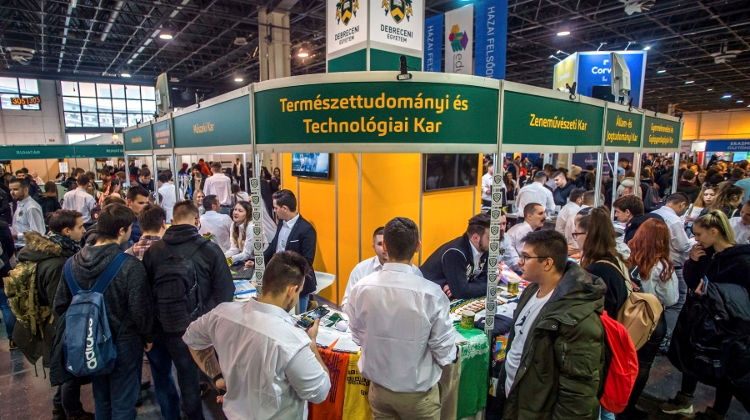 International Educatio Expo Opens In Budapest