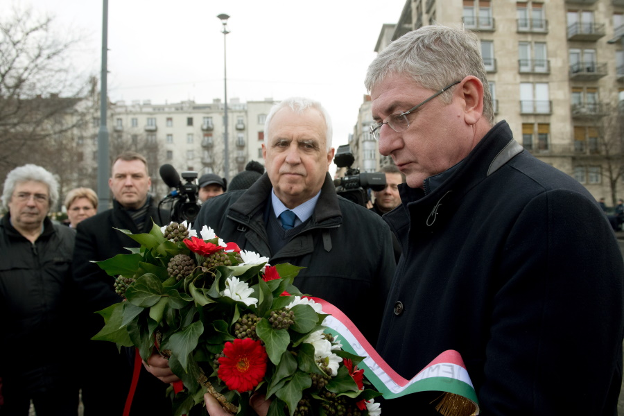 Gyurcsány: Hungarian Republic 'Is Dead'