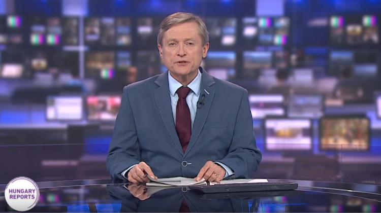 Video News: 'Hungary Reports', 22 January