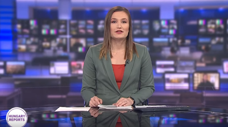 Video News: 'Hungary Reports', 21 January
