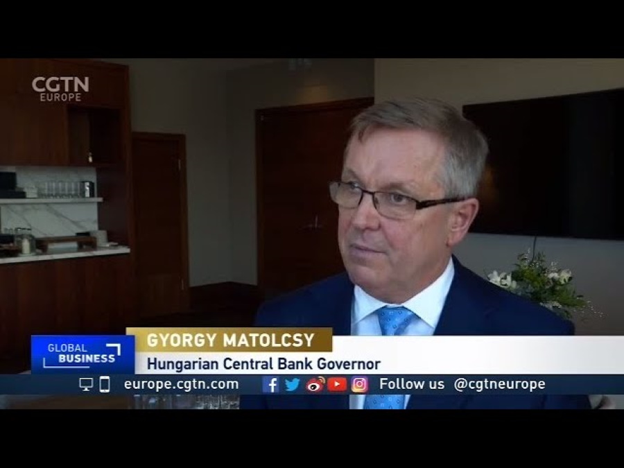 Video: Hungary's Central Bank Chief Calls For New Approaches To Tackle Climate Change