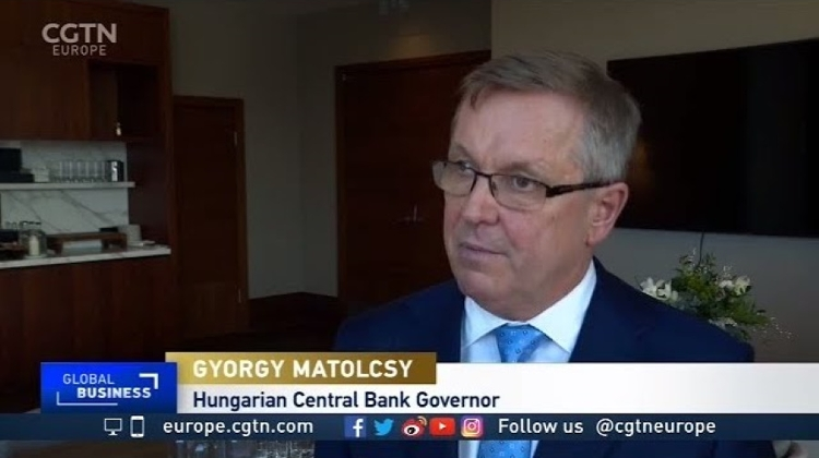 Video: Hungary's Central Bank Chief Calls For New Approaches In Tackling Climate Change