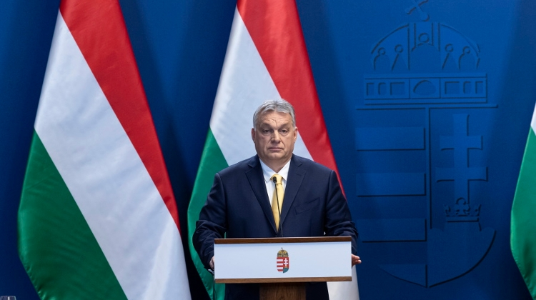 Hungary Won't Let In Non-EU Nationals