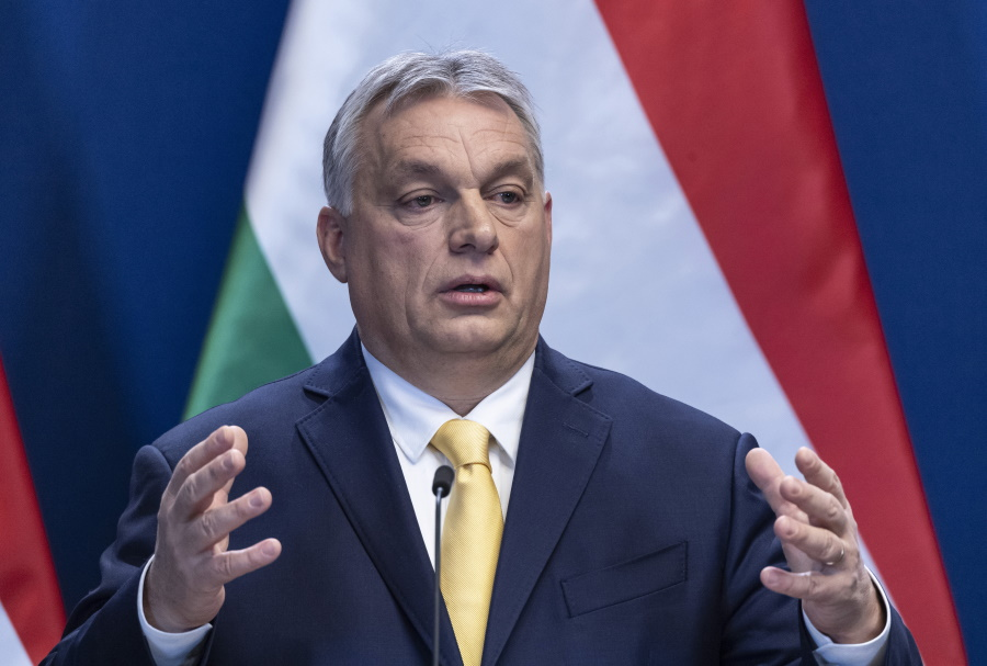 Hungarian Opposition Parties Slam PM Orbán For Presser