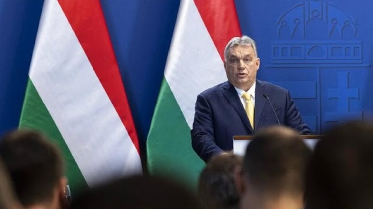 Video: Hungarian PM Orbán Threatens New Europe Grouping To Rival 'Weaker' EPP