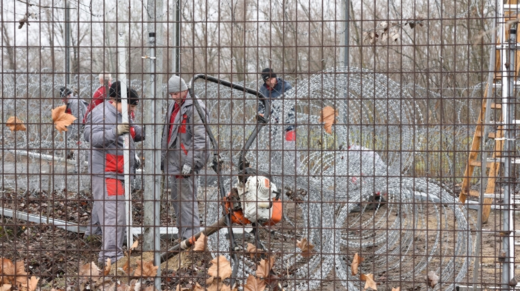 Video: Shots Fired As Refugees Storm Hungary's Border Crossing