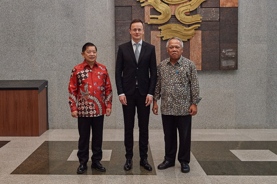 Indonesia & Hungary To Set Up USD 500 Million Joint Investment Fund