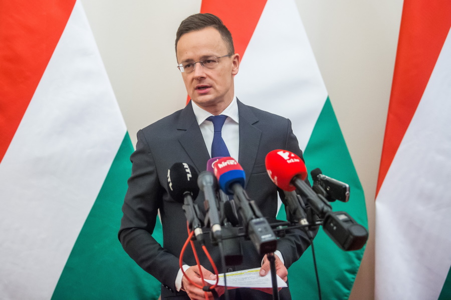 Investments At Record High Last Year Says Hungarian FM