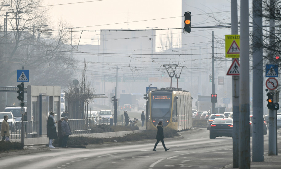 Smog In Budapest Expected To Continue This Week