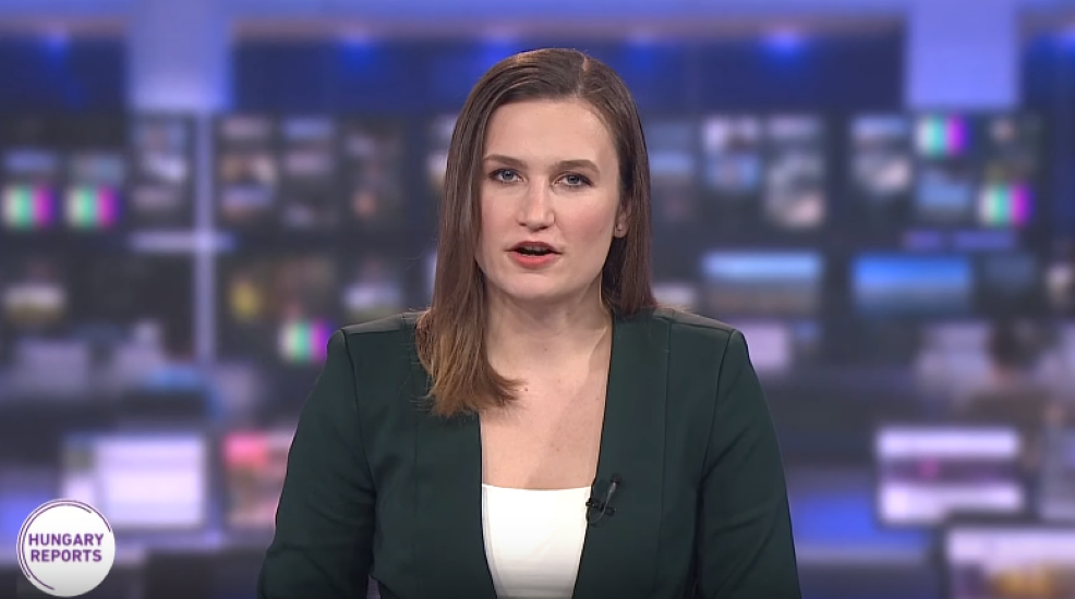 Video News: 'Hungary Reports', 13 February