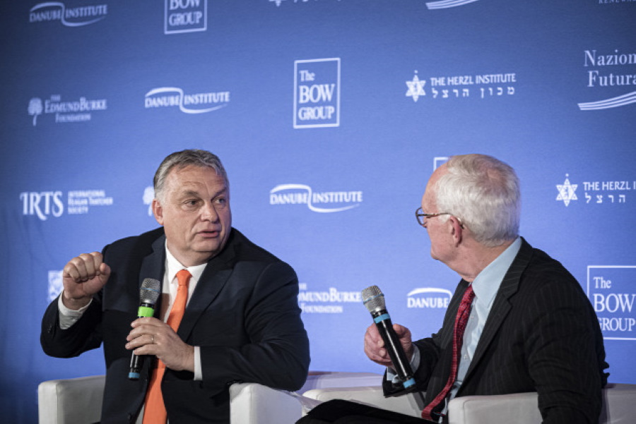 Video: Prime Minister Viktor Orbán Interview With Chris DeMuth At Conservativism Conference