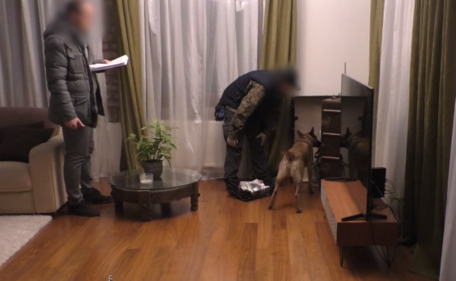 Video: Police Seize EUR 206,000 Worth Of Drugs From Property Of Dutch National