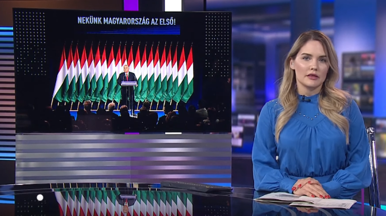 Video News: 'Hungary Reports', 15 February