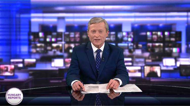 Video News: 'Hungary Reports', 25 February