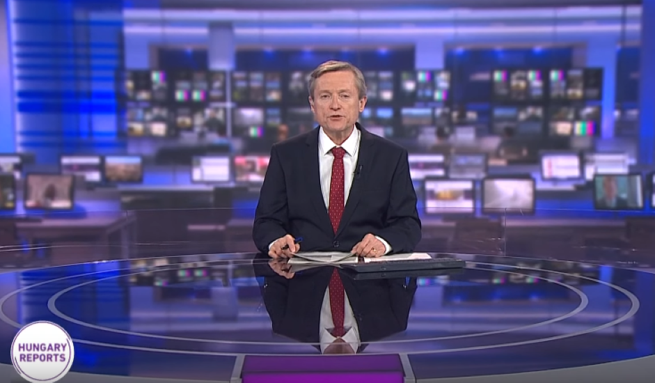 Video News: 'Hungary Reports', 8 May