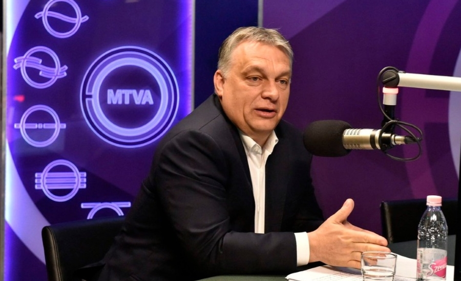 """Too-Early-To-Lift Covid Restrictions"", Says PM Orbán"