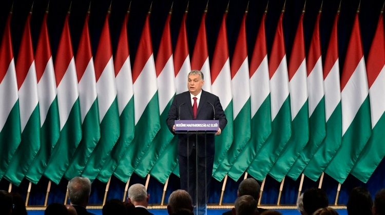 Hungarian Opinion: PM Orbán's State-Of-Nation Address