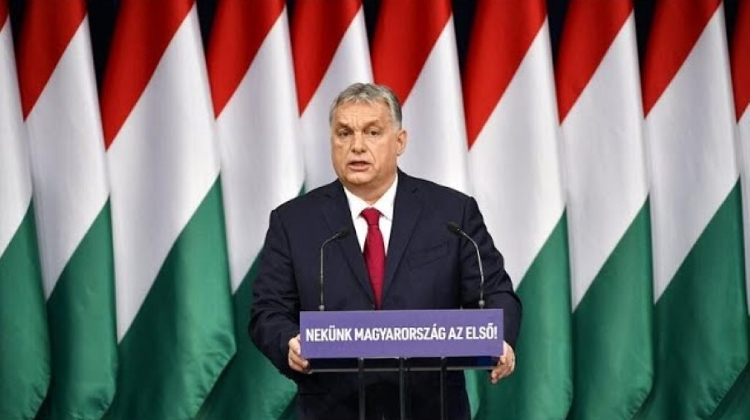 Video: Orbán Lashes Out At Slow EU Growth, 'Sinister Menaces' & Soros