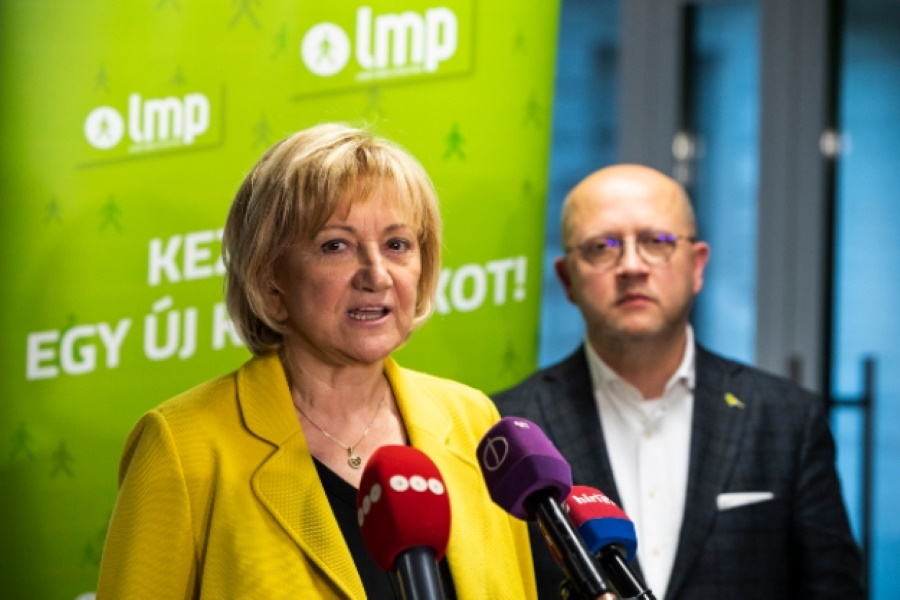 Hungarian Opposition LMP Changes Name