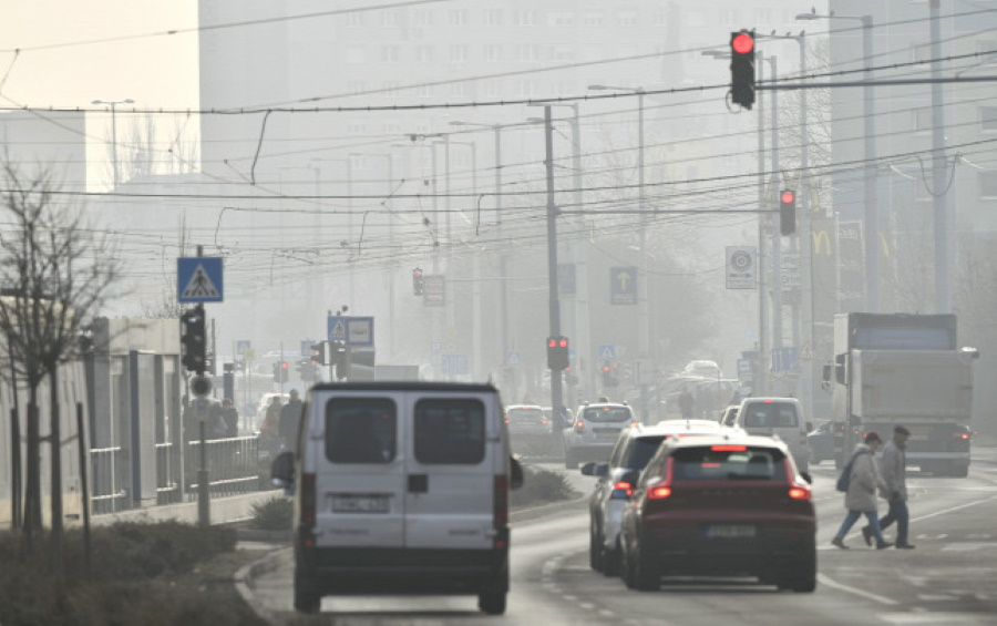 Hungarian Opposition To Submit Proposal To Tighten Smog Alert Conditions