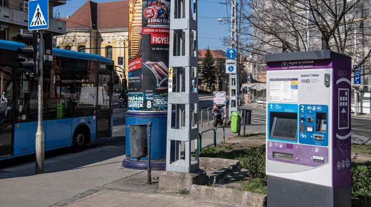 Health-Care Workers In Hungary Use Public Transport For Free