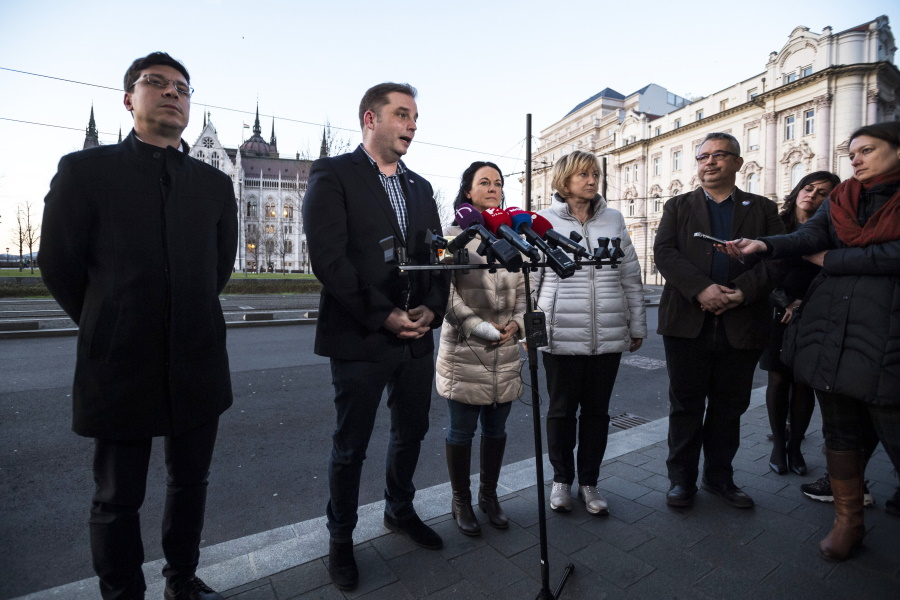 Coronavirus: Hungarian Opposition Parties Against Epidemic Response Bill