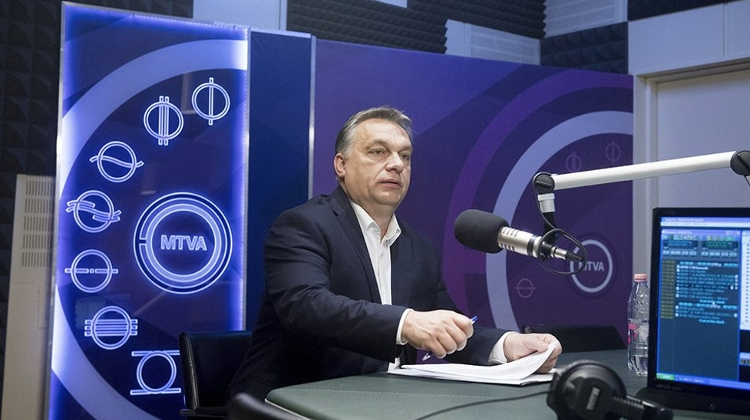 Coronavirus: PM Orbán - Economic Measures Aim To Minimise Job Losses In Hungary