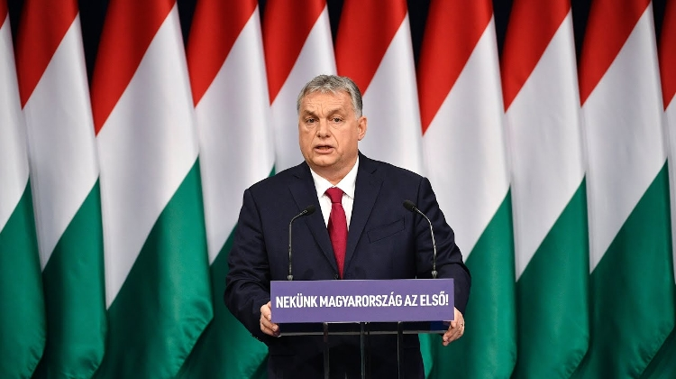 "Video Opinion: Hungarian PM Uses Pandemic To Seize Indefinite ""Unlimited Power"""