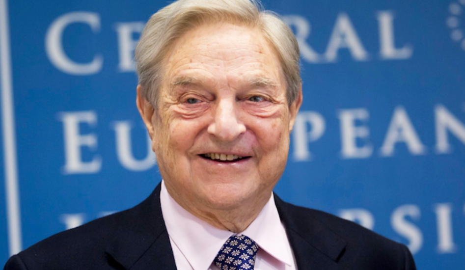 Soros Gives Budapest EUR 1 M To Fight Coronavirus