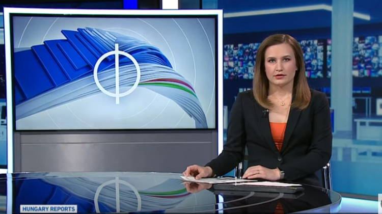 Video News: 'Hungary Reports', 7 April