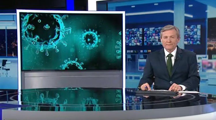 Video News: 'Hungary Reports', 9 April
