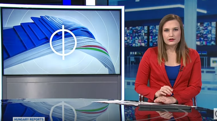 Video News: 'Hungary Reports', 1 April