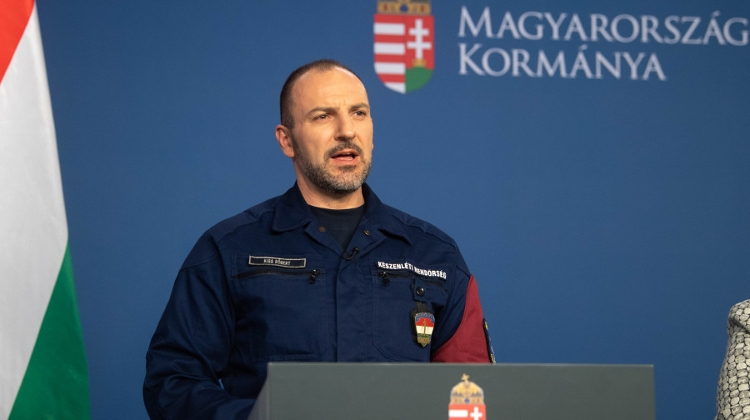 Criminal Procedures In Connection With Covid-19 Increased, Says Hungarian Police Lt. Colonel