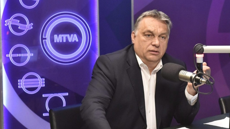 PM Orbán Announces New National Consultation