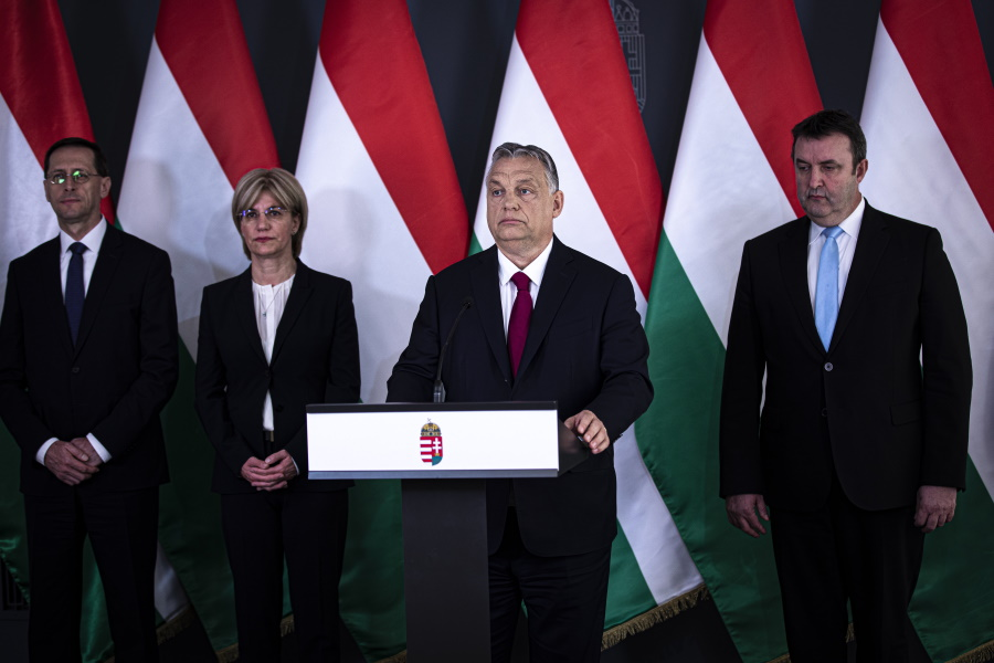 PM Orbán: Focus On Jobs Replenishment