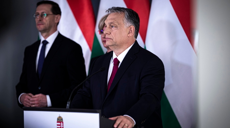Coronavirus: PM Orbán Announced Five-Point Economic Protection Plan