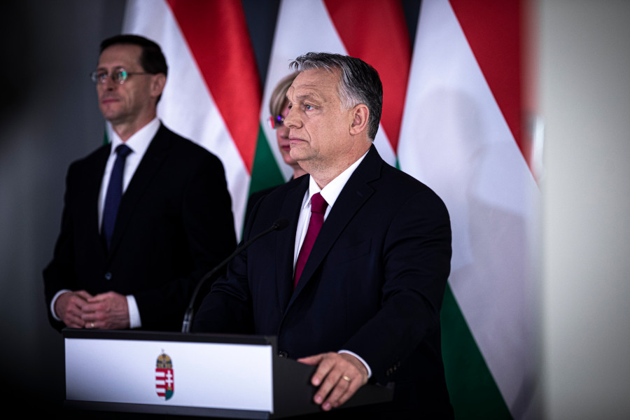 Hungary's PM Orbán Vows To Restore All Jobs Lost To Crisis