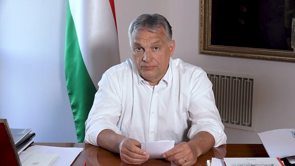 PM Orbán To Participate In Online Conference With Serbian, Slovenian Leaders