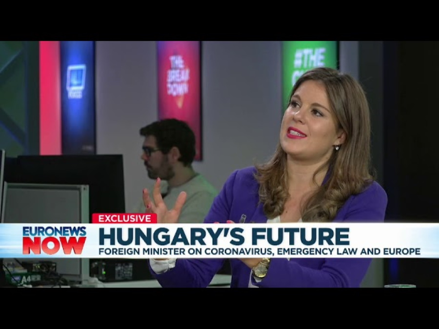 Video: EU's View Of Political Situation In Hungary Amidst Covid-19 Crisis