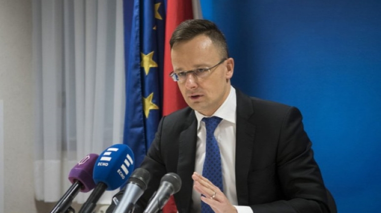Romanian President Purposely Harms Hungary-Romania Cooperation, Says FM Szijjártó