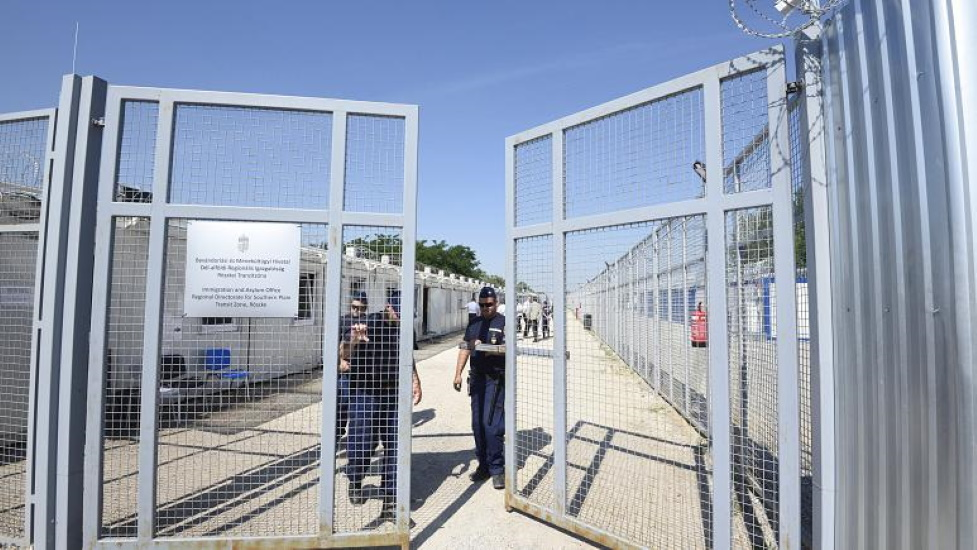 Hungary 'Unlawfully Detaining' Asylum Seekers In Transit Zone