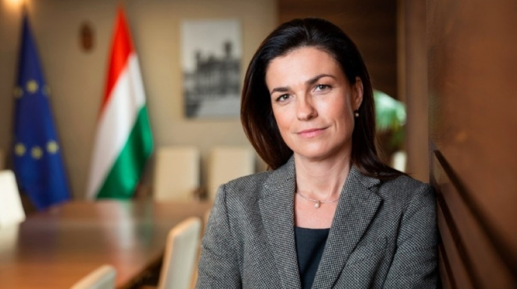 Anniversary Of Hungary's EU Integration Marked In English By Justice Minister