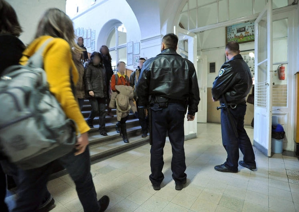 Unarmed School Guards To Be Introduced In Hungary