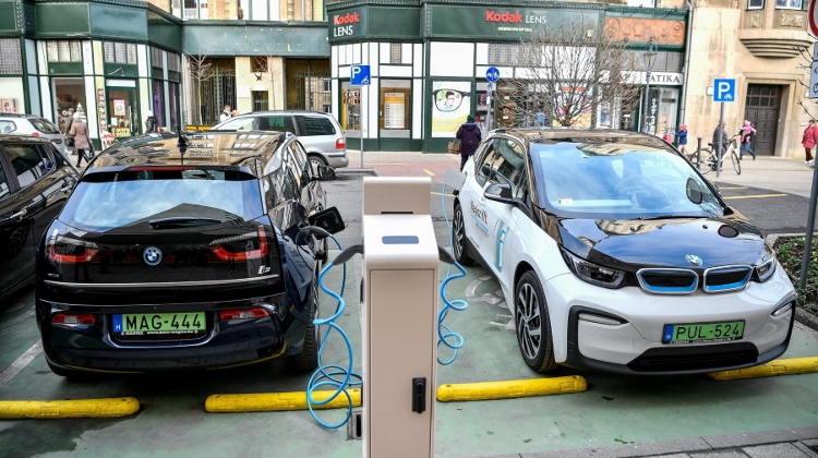 Hungary Increases Funding For E-Car Purchases
