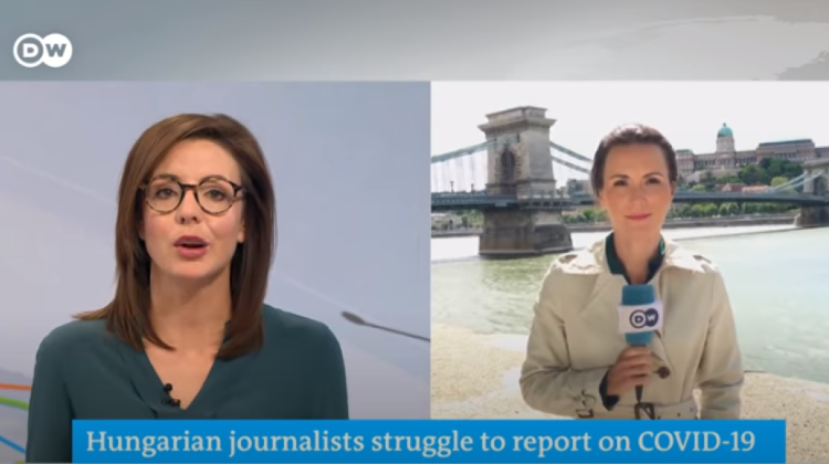 Video Opinion: Hungary Muzzles Journalists Via Coronavirus Emergency Powers