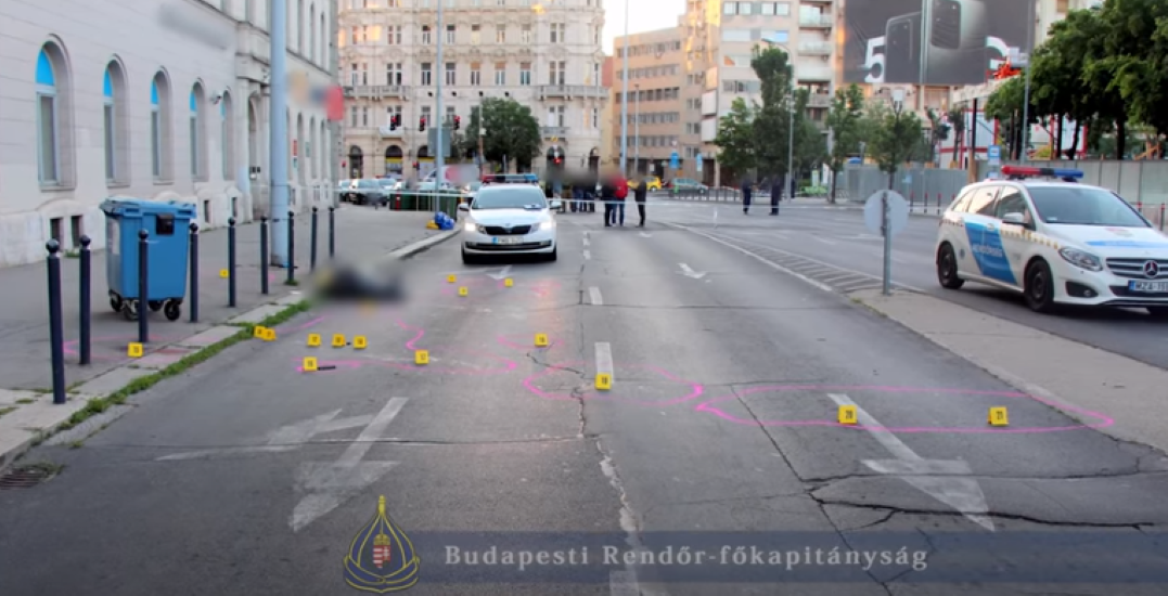 Video: Two Killed In Deák Tér Stabbing