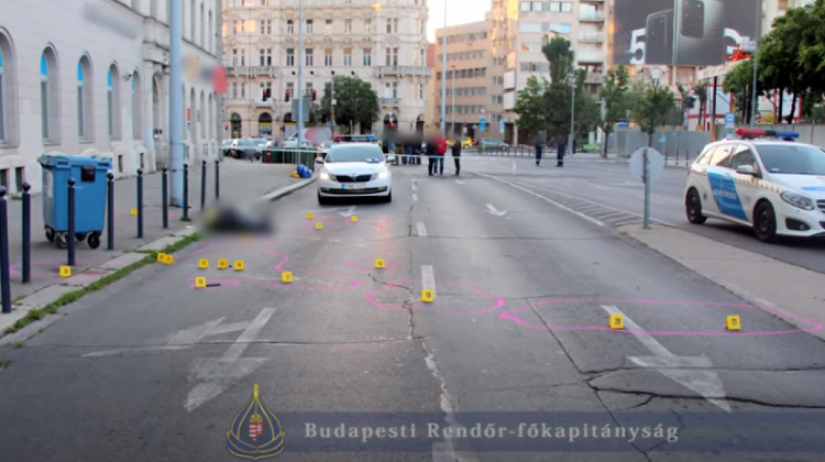 Video: Two Killed At Deák Tér Stabbing In Budapest